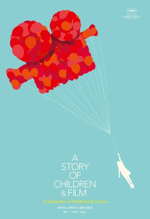 A Story of Children and Film - British Movie Poster (thumbnail)