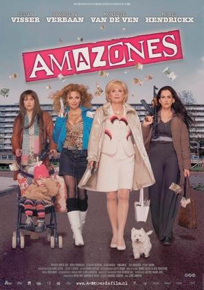 Amazones - Dutch Movie Poster (thumbnail)