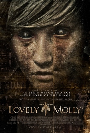 Lovely Molly - Movie Poster (thumbnail)