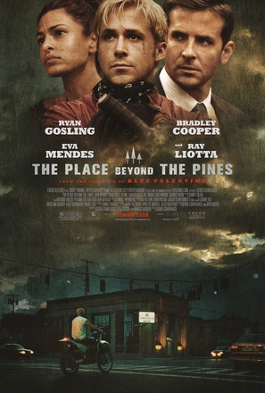 The Place Beyond the Pines - Movie Poster (thumbnail)