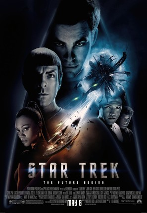 Star Trek - Movie Poster (thumbnail)