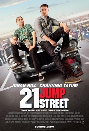 21 Jump Street - Movie Poster (thumbnail)