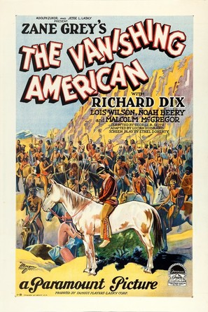 The Vanishing American - Movie Poster (thumbnail)