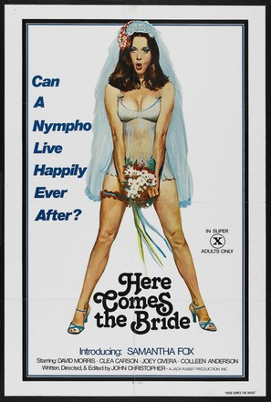 Here Comes the Bride - Movie Poster (thumbnail)