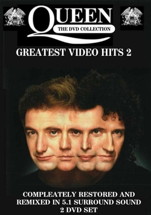 Queen: Greatest Video Hits 2 - Movie Cover (thumbnail)