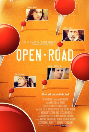 Open Road - Movie Poster (thumbnail)
