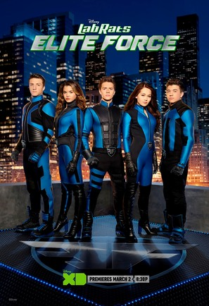 """Lab Rats: Elite Force"" - Movie Poster (thumbnail)"