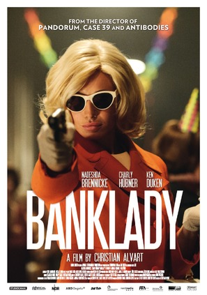 Banklady - German Movie Poster (thumbnail)