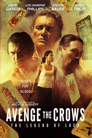 Avenge the Crows - Movie Poster (thumbnail)