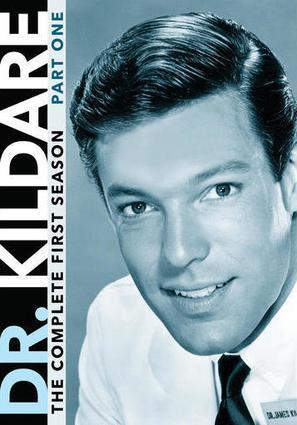 """Dr. Kildare"" - DVD movie cover (thumbnail)"
