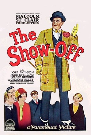 The Show Off - Movie Poster (thumbnail)