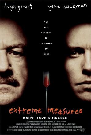Extreme Measures - Movie Poster (thumbnail)