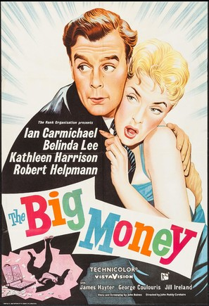 The Big Money - British Movie Poster (thumbnail)