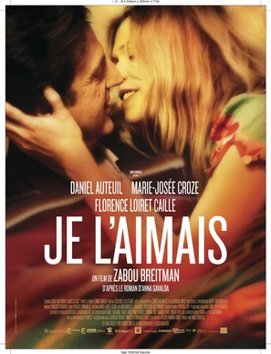 Je l'aimais - French Movie Poster (thumbnail)