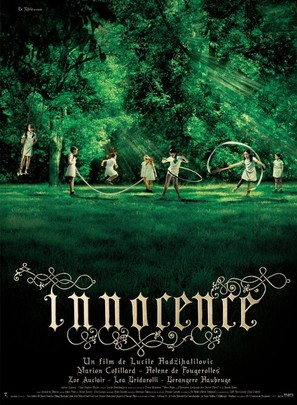 Innocence - French Movie Poster (thumbnail)