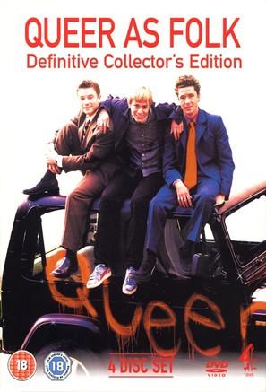 """""""Queer as Folk"""" - British DVD cover (thumbnail)"""