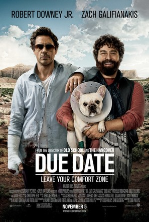 Due Date - Movie Poster (thumbnail)