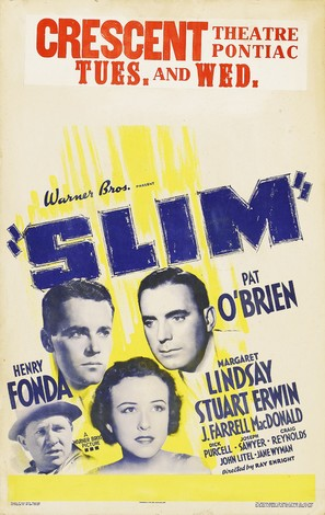Slim - Movie Poster (thumbnail)