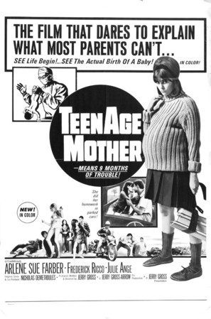 Teenage Mother - Movie Poster (thumbnail)