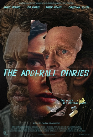 The Adderall Diaries - Movie Poster (thumbnail)
