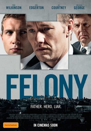 Felony - Australian Movie Poster (thumbnail)