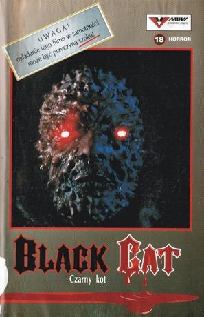 Il gatto nero - Polish Movie Cover (thumbnail)