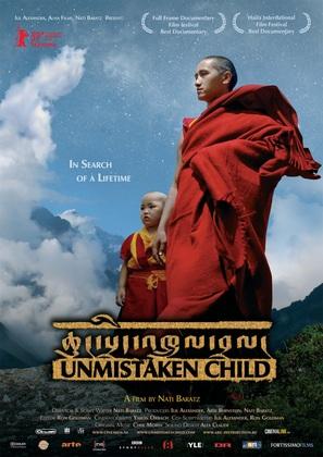 Unmistaken Child - Dutch Movie Poster (thumbnail)