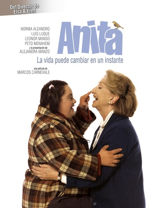 Anita - Argentinian Movie Poster (thumbnail)