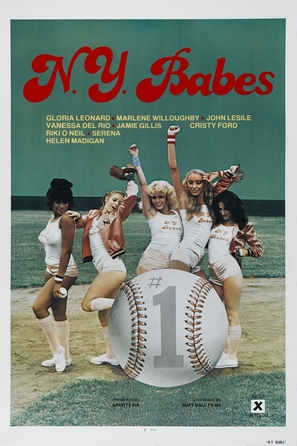 N.Y. Babes - Theatrical poster (thumbnail)