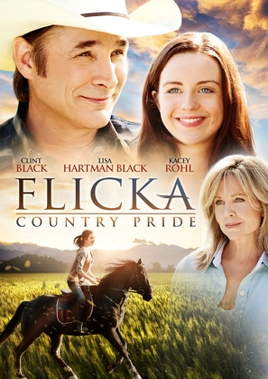 Flicka: Country Pride - DVD movie cover (thumbnail)