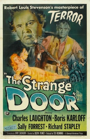 The Strange Door - Movie Poster (thumbnail)