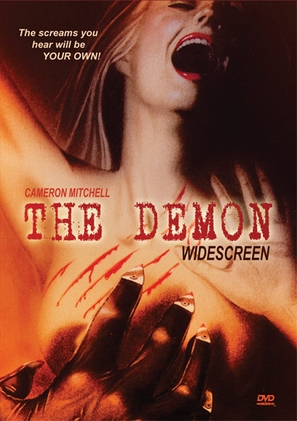 The Demon - Movie Cover (thumbnail)