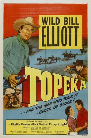 Topeka - Movie Poster (thumbnail)