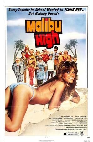 Malibu High - Movie Poster (thumbnail)