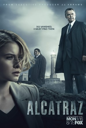 """Alcatraz"" - Advance movie poster (thumbnail)"