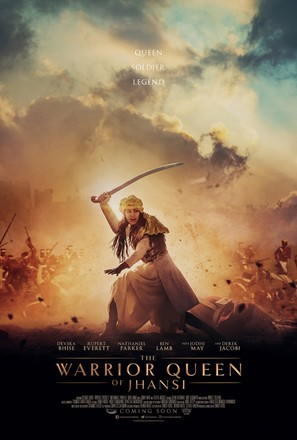 The Warrior Queen of Jhansi - British Movie Poster (thumbnail)