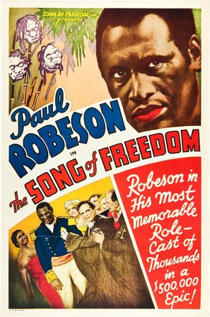 Song of Freedom - Movie Poster (thumbnail)