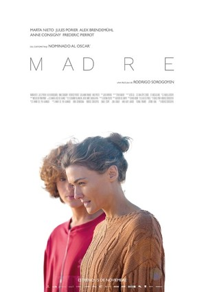 Madre - Spanish Movie Poster (thumbnail)