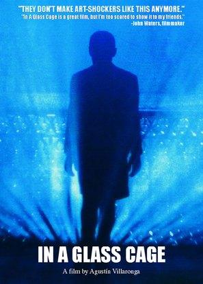 Tras el cristal - DVD cover (thumbnail)