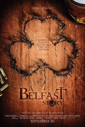 A Belfast Story - British Movie Poster (thumbnail)