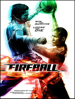 Fireball - Movie Poster (thumbnail)