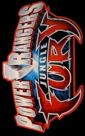 """Power Rangers Jungle Fury"" - Logo (thumbnail)"