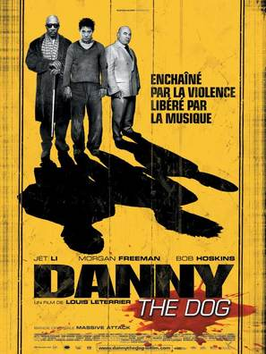 Danny the Dog - French Movie Poster (thumbnail)
