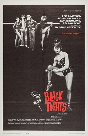 1-2-3-4 ou Les collants noirs - Movie Poster (thumbnail)
