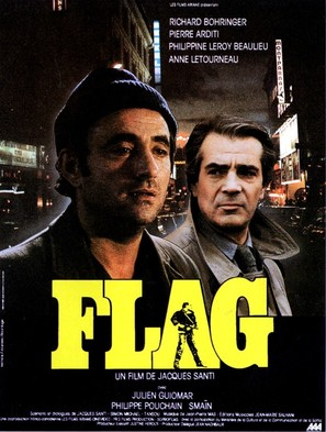 Flag - French Movie Poster (thumbnail)
