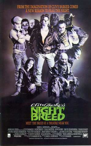Nightbreed - Movie Poster (thumbnail)