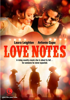 Love Notes - DVD cover (thumbnail)