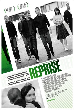 Reprise - Norwegian Movie Poster (thumbnail)