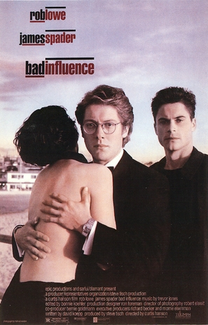 Bad Influence - Movie Poster (thumbnail)