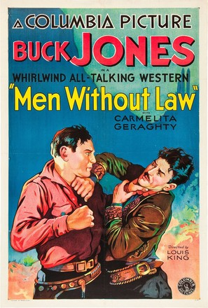 Men Without Law - Movie Poster (thumbnail)
